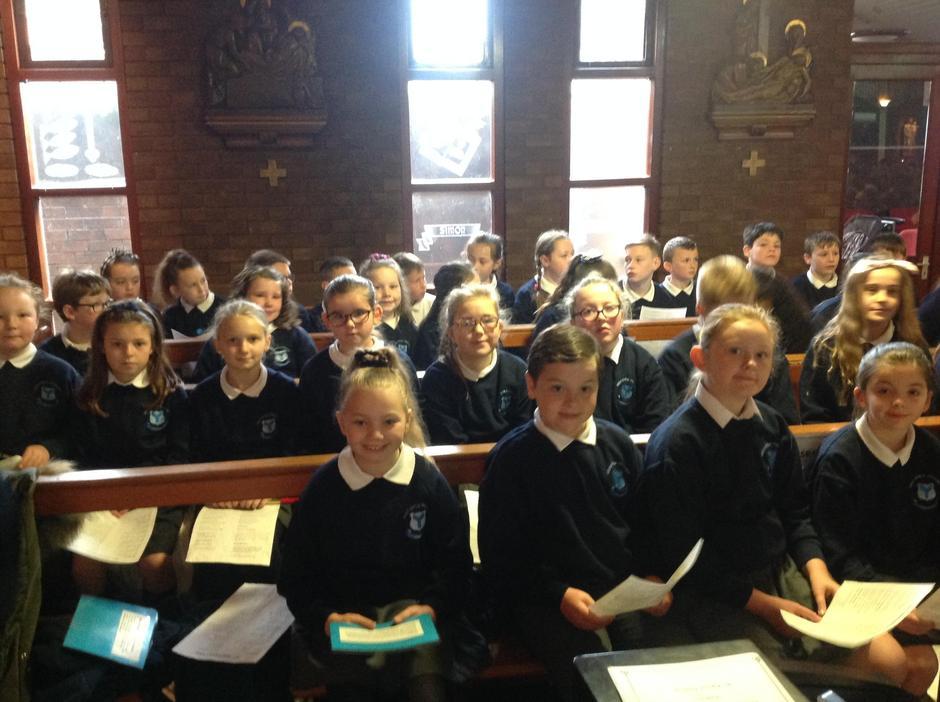 Holy Child choir