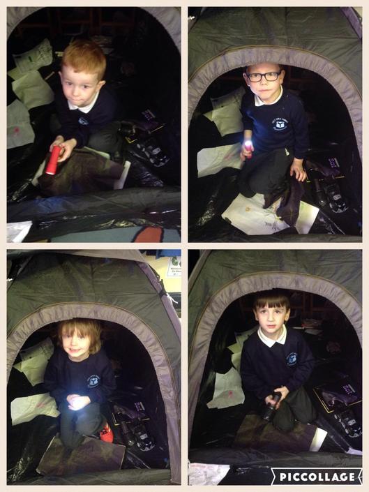 Fun in our bat cave