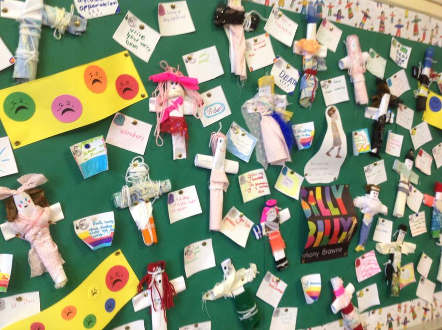 WOW ! Check out our handmade 'Worry Dolls'