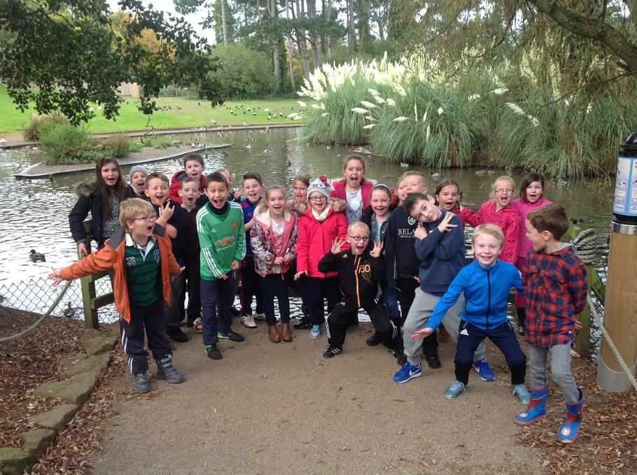 Our Trip to CastleEspie 2015