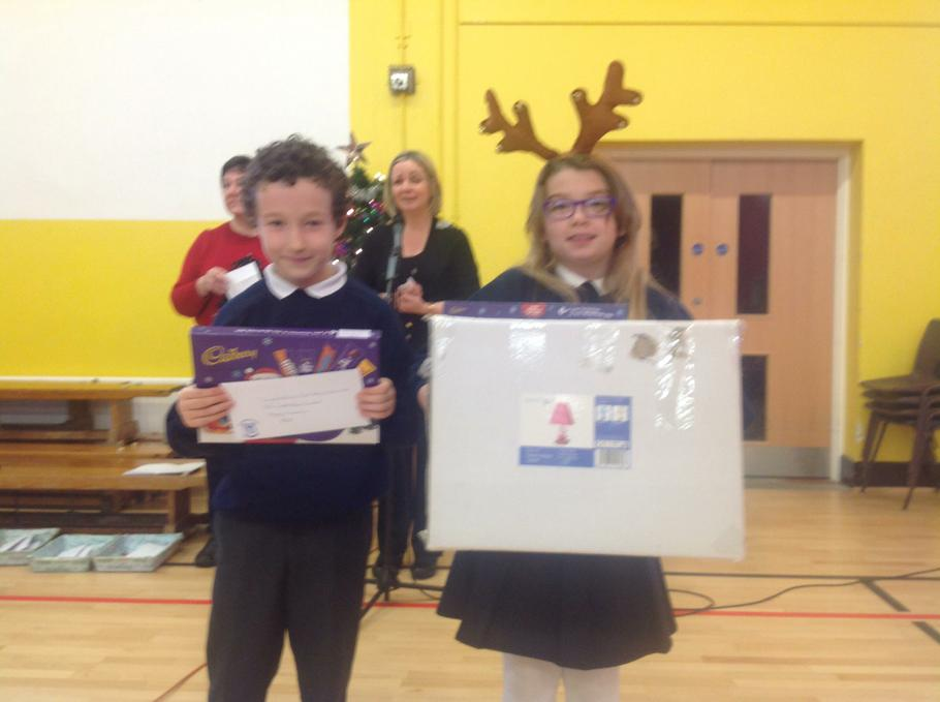 Primary 6 winners