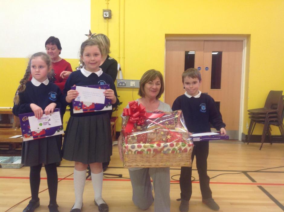 Primary 4 Winners