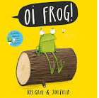Oi Frog - Kes Gray
