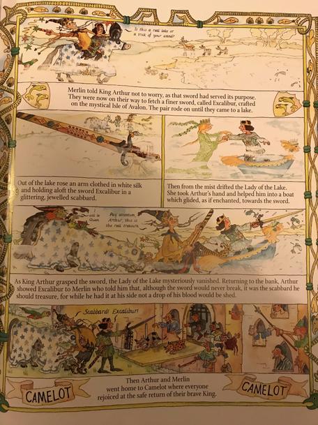 Excalibur page 2