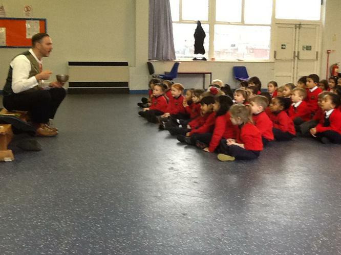 We enjoyed the story The Magic Porridge Pot!