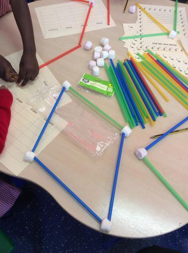 What shape did Isabel make?