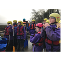 7. Having great fun canoeing