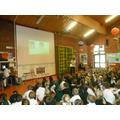CAFOD assembly & workshops