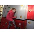 48. Climbing wall