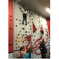 91. Climbing wall