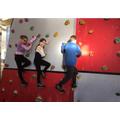 46. CLimbing wall