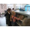 Atkinson & Library Trip