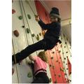 79. Climbing wall