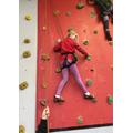51. Climbing wall