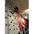 92. Climbing wall
