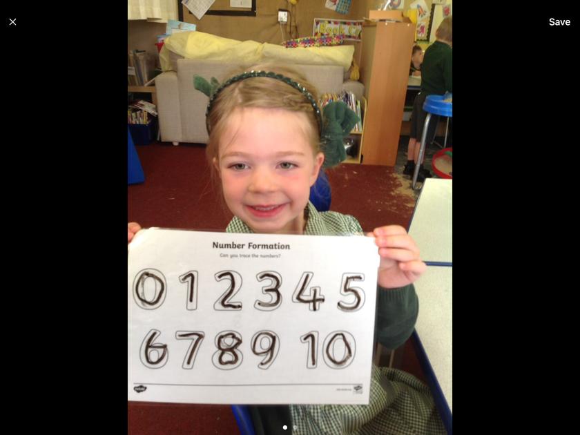 Number formation
