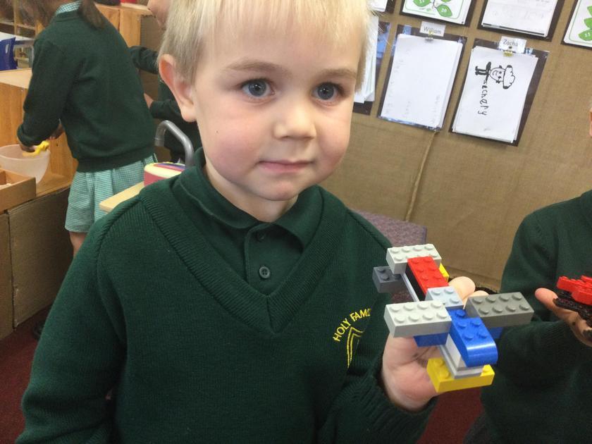 Lego minibeast models