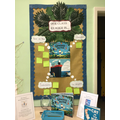 Our Class Reader Texts display is changed weekly. We enjoy reading a range of genres...