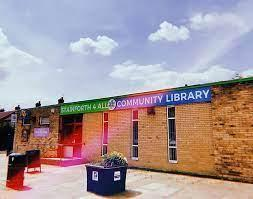 It is great news that the Stainforth Community Library is now open!