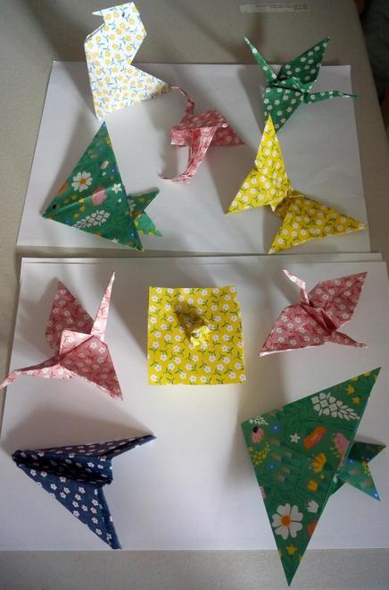 Minerva's origami