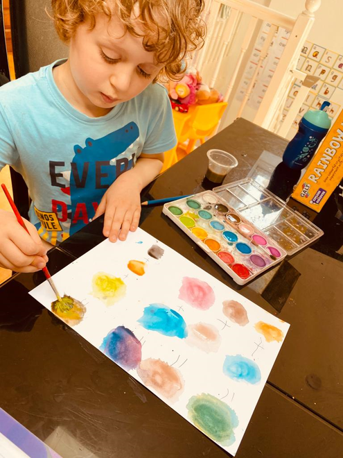 Theo's Colour Mixing