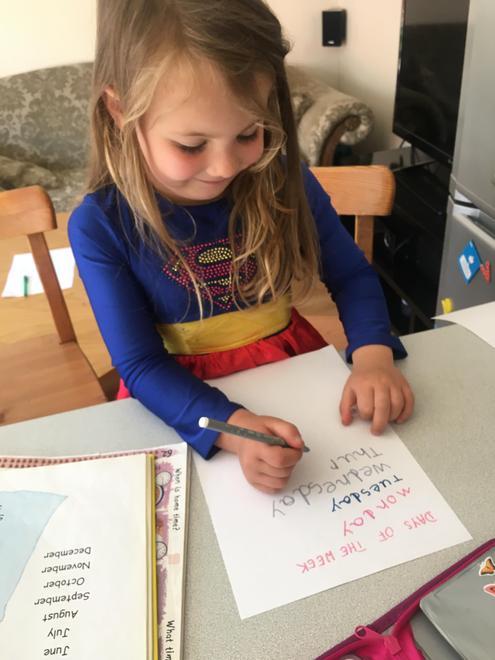 Bianca's writing