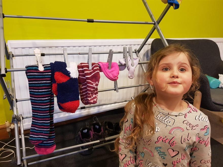 Julia pairing and ordering socks