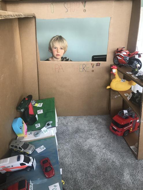Alex's toy shop