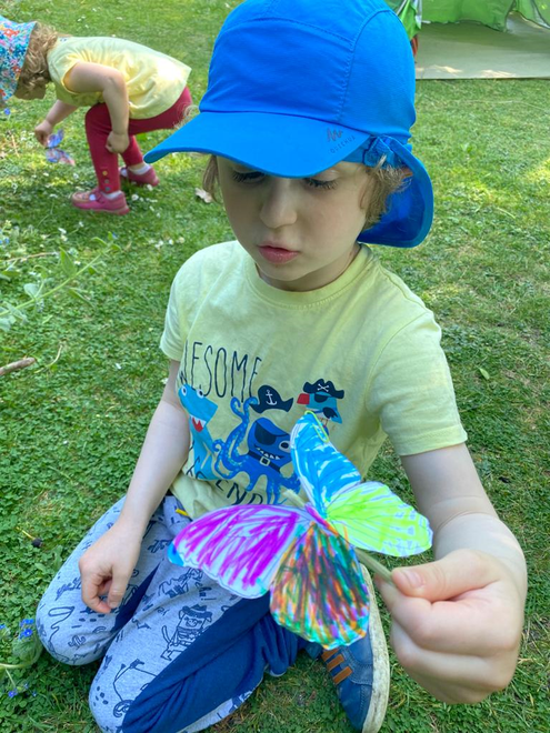 Theo's Butterfly