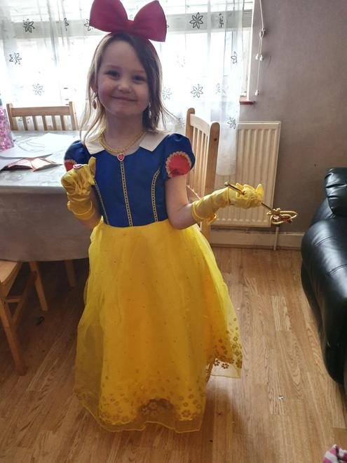 Grace's World Book Day