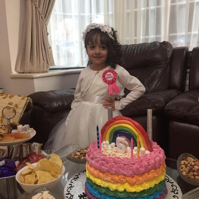 Gabriella's amazing birthday cake!