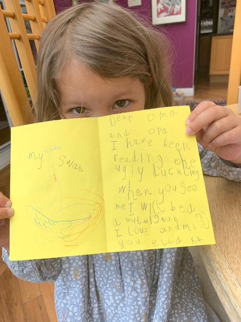 Ella O's fabulous writing!