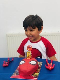 Happy Birthday Giovanni!