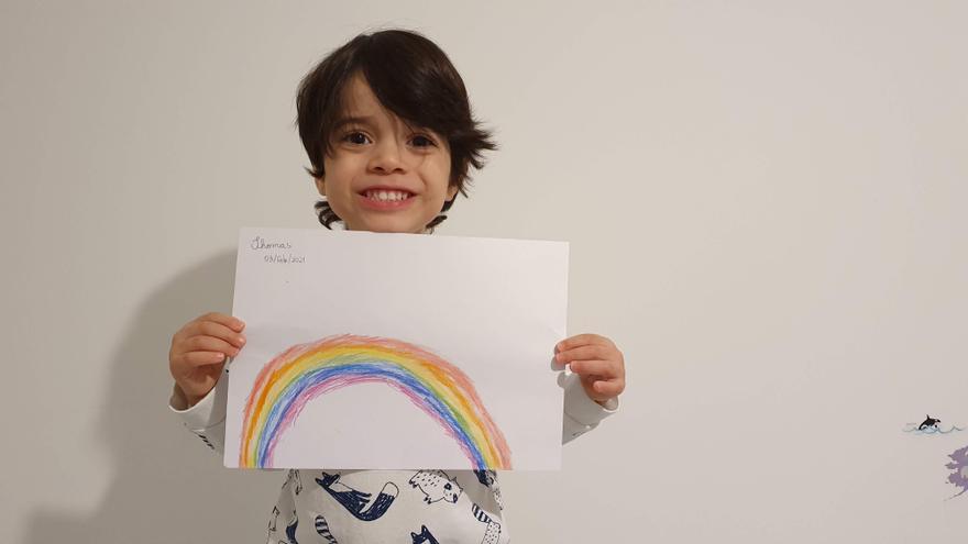 Thomas's rainbow