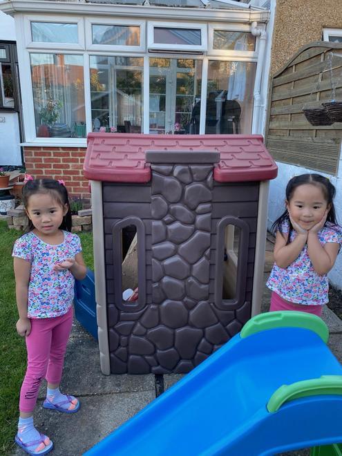 Chloe's playhouse