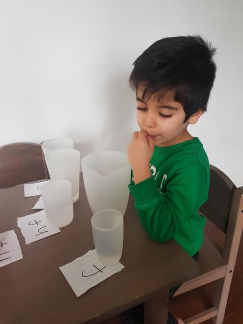 Yousef exploring capacity