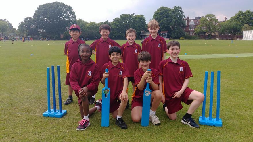 Yr.6 Cricket 2019