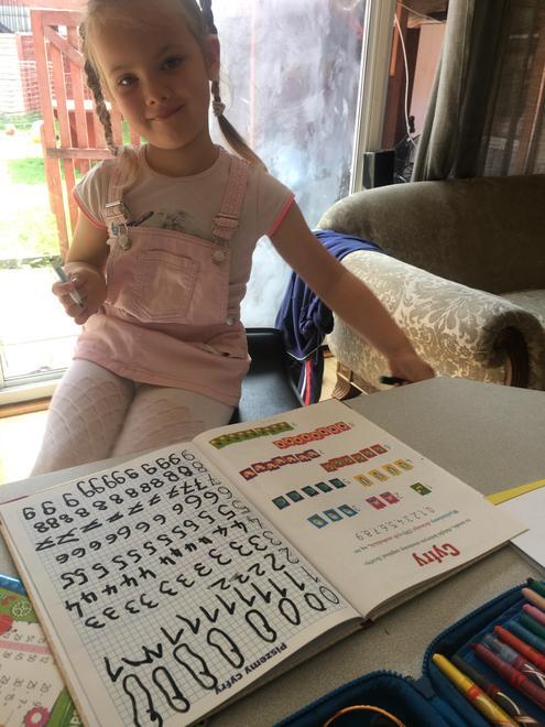 Bianca's maths