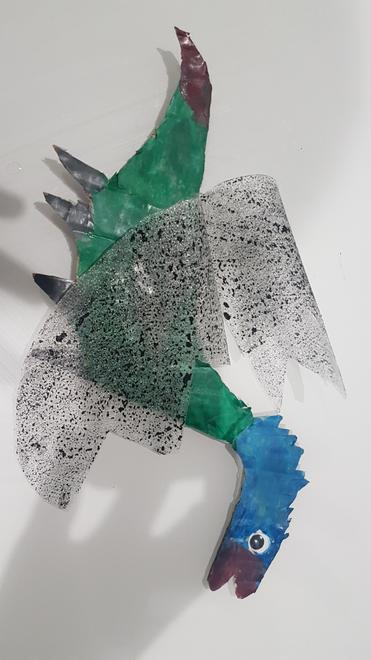 Maieul's fabulous dragon