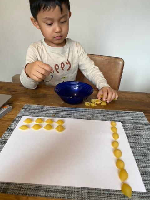 Mason's number patterns