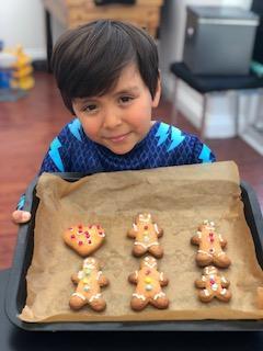 Giovanni's delicious baking