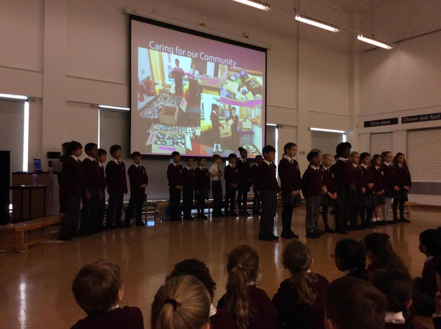 5R's Assembly on Harvest
