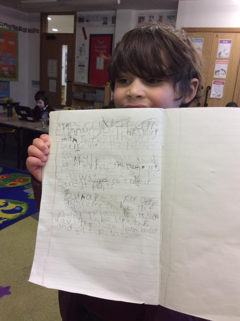 Kian's excellent writing