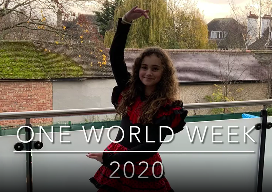 One World Week 2020