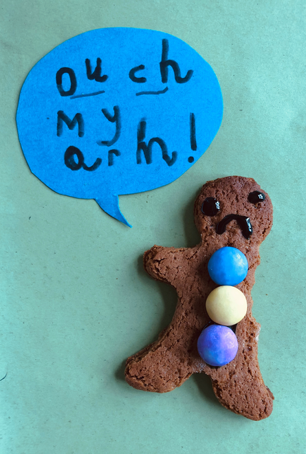 Ludo's Gingerbread Man