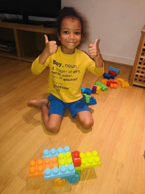 Joylen - Lego Challenge