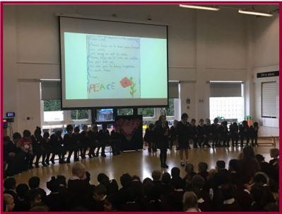 4D Remembrance Assembly