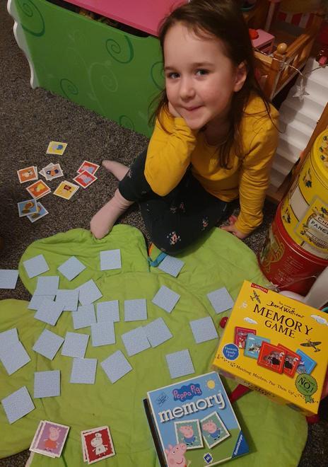 Goda's memory game