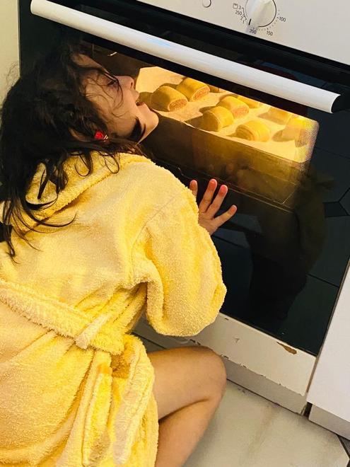 Sophie's baking