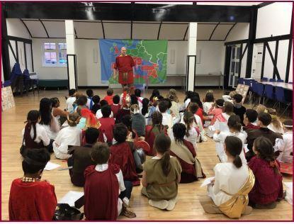 Year 4 Roman Workshop